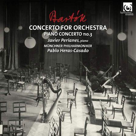 Recensie Bartók Concerto for Orchestra – Piano Concerto No. 3