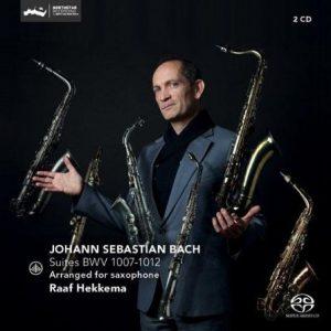 Recensie J.S. Bach Suites BWV 1007-1012