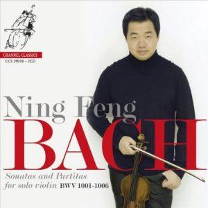 J.S. BACH Sonatas and Partitas for Solo Violin BWV