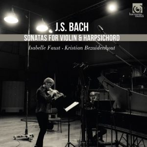 J.S. Bach - Sonatas for Violin & Harpsichord