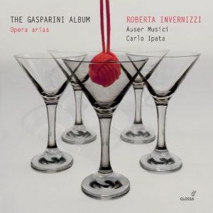 Gasparini - The Gasparini album – Opera arias