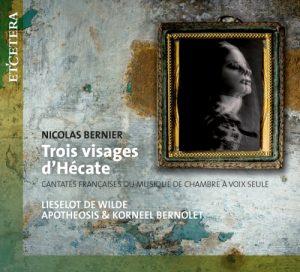 Recensie Bernier - Trois visages d'Hécate Lieselot De Wilde
