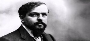 Claude Debussy, Nadar, 1909
