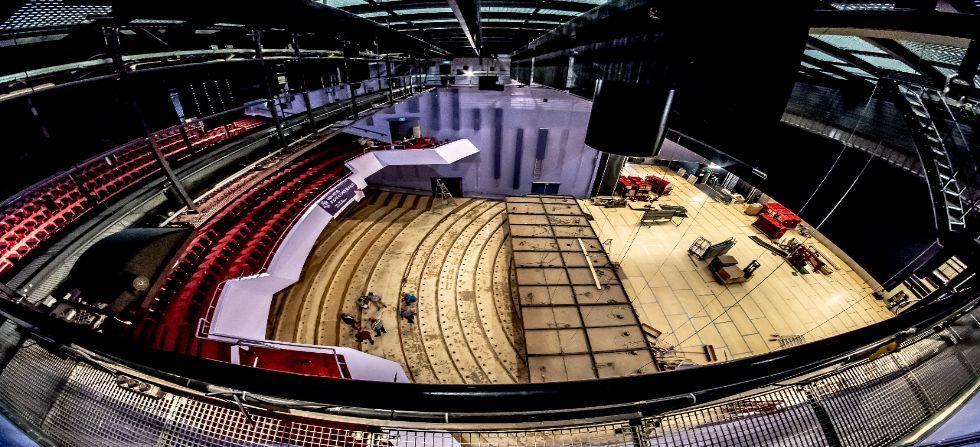 Theater aan het Vrijthof wordt verbouwd