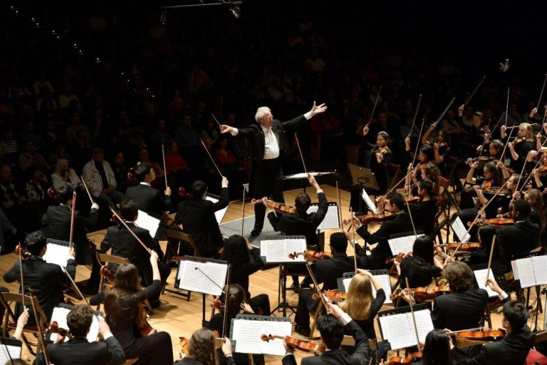 Boston Philharmonic Youth Orchestra in Amsterdam