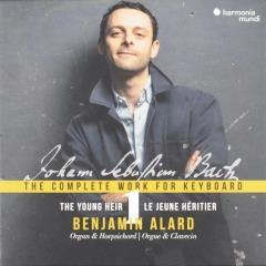Recensie J.S. BACH The Complete Work for Keyboard Vol. 1 – The Young Heir