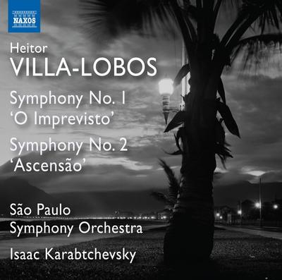 VILLA-LOBOS Symphony No. 1 'O Imprevisto'