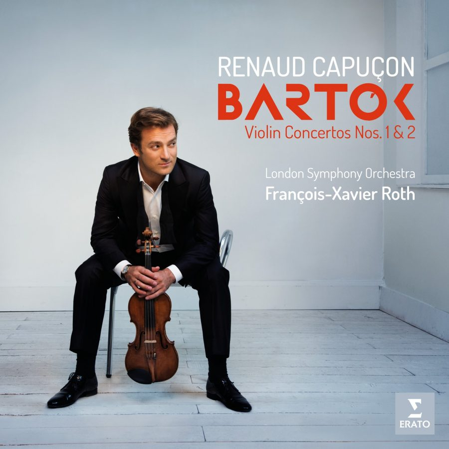 BARTÓK - Violin Concertos Nos. 1 & 2