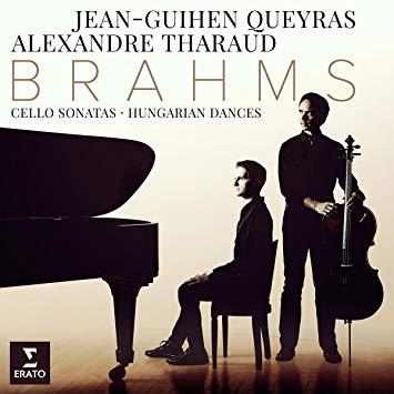 BRAHMS - Cello Sonatas – Hungarian Dances