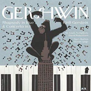 Recensie Gershwin - Rhapsody in Blue
