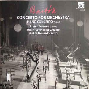 BARTÓK Concerto for Orchestra – Piano Concerto No. 3