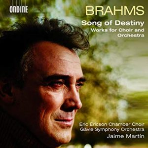 BRAHMS - Songs of Destiny