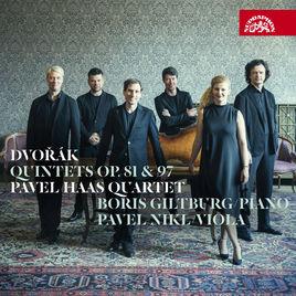 DVORÁK - Quintets Op. 81 & 97
