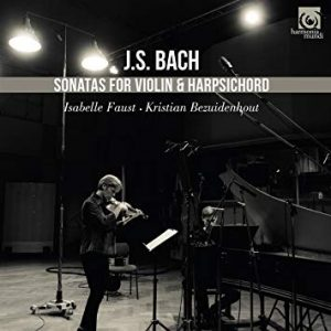 J.S. BACH - Sonatas for Violin & Harpsicord