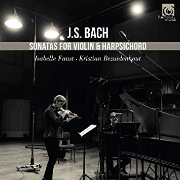 J.S. BACH - Sonatas for Violin & Harpsicord