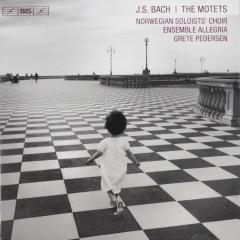 J.S. BACH - The Motets