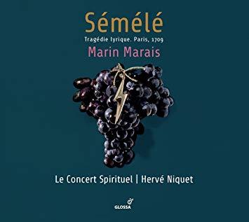 MARAIS - Sémélé
