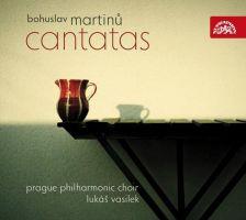 MARTINŮ - Cantatas