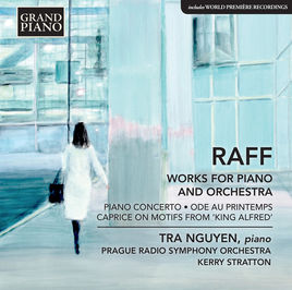 RAFF - Works for Piano and Orchestra