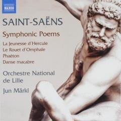 SAINT-SAËNS - Symphonic Poems