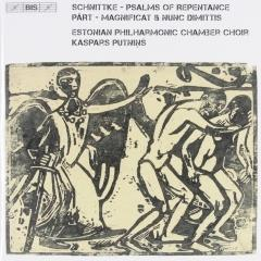 SCHNITTKE, PÄRT - Psalms of Repentence