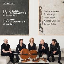 SCHUMANN - BRAHMS Piano Quartet, op. 47