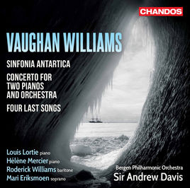 VAUGHAN WILLIAMS - Sinfonia Antarctica