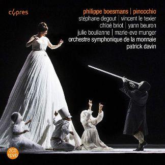 Recensie Boesmans - Pinocchio