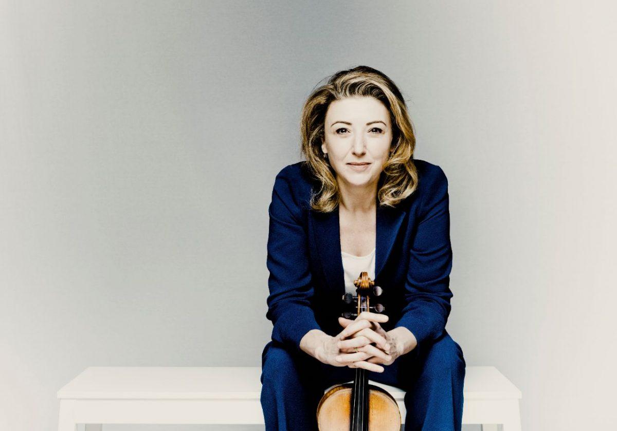 Candida Thompson van Amsterdam Sinfonietta