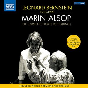 Bernstein - The Complete Naxos Recordings