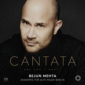 Recensie Cantata, yet can I hear