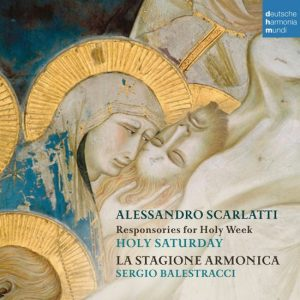 Scarlatti - Responsories for Holy Week