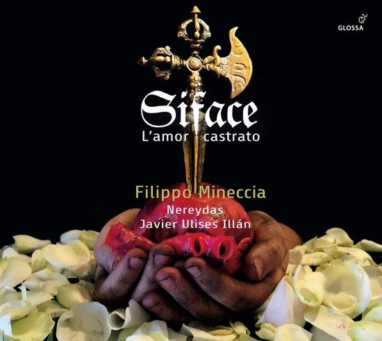 Siface - L'Amor Castrato - Filippo Mineccia - Nereydas - Javie
