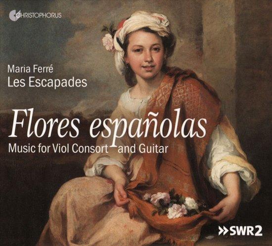 Recensie Flores españolas – Music for Viol Consort and Guitar