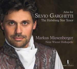 Arias for Silvio Garghetti