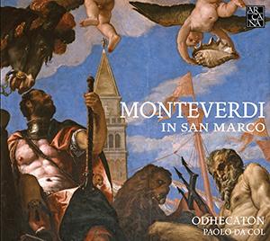 MONTEVERDI - In San Marco