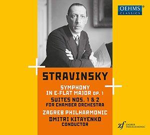 Recensie STRAVINSKY - Symfonie in E flat major Op. 1