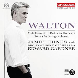 Recensie WALTON - Viola Concerto – Partita for Orchestra