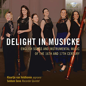 Delight in Musicke – English Songs and Instrumental Music