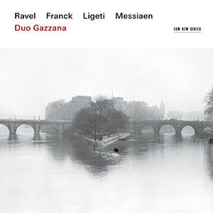 DIVERSEN - Ravel, Franck, Ligeti, Messiaen