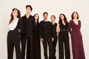Ensemble Variances tijdens Gaudeamus Muziekweek