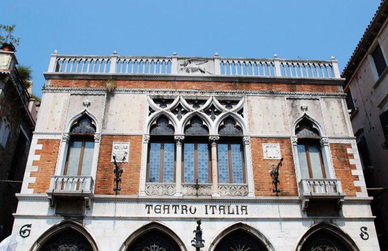 Venetiaanse zangen - Opera in Venetië