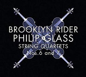 GLASS String Quartets Nos. 6 and 7