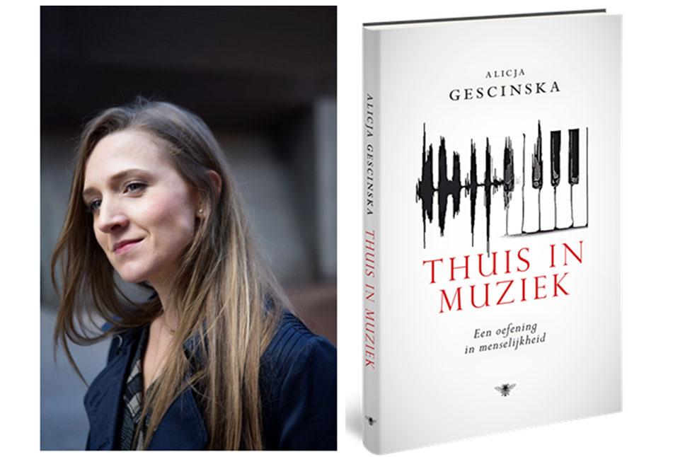 'Thuis in muziek' van Alicja Gescinska