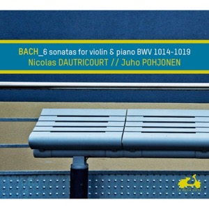 J.S. BACH - 6 Sonatas for Violin and Piano