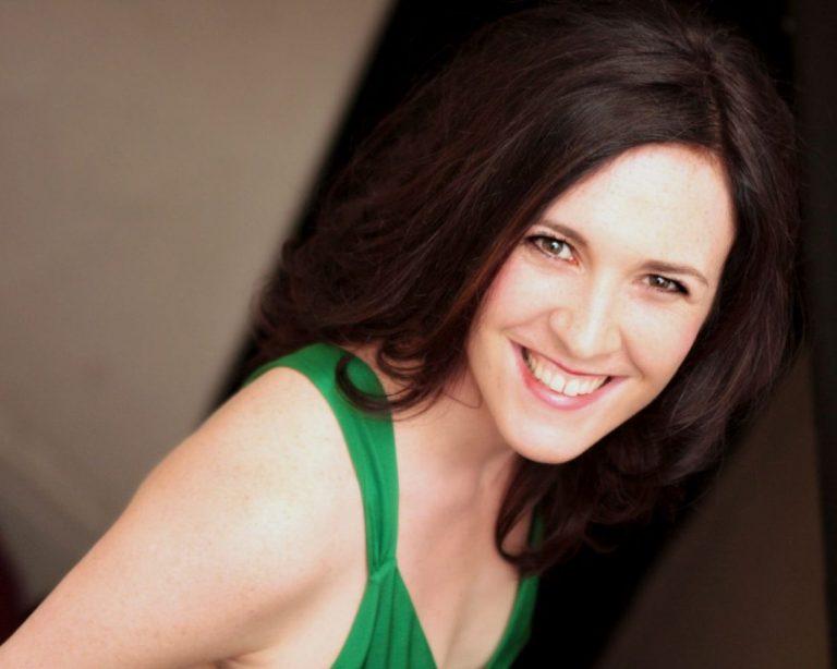 Klassiek sopraan Laura Bohn