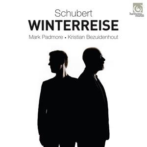 SCHUBERT Winterreise Mark Padmore (tenor), Kristian Bezuidenhout (fortepiano)