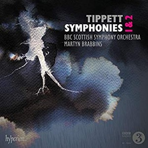 TIPPETT - Symphonies 1 & 2