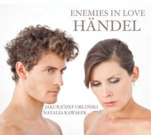 Recensie Haendel - Enemies in Love