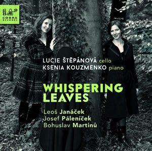 JANÁCEK, PÁLENICEK, MARTINU - Whispering leaves